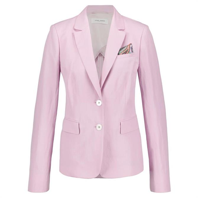 Gerry Weber Pocket Square Blazer