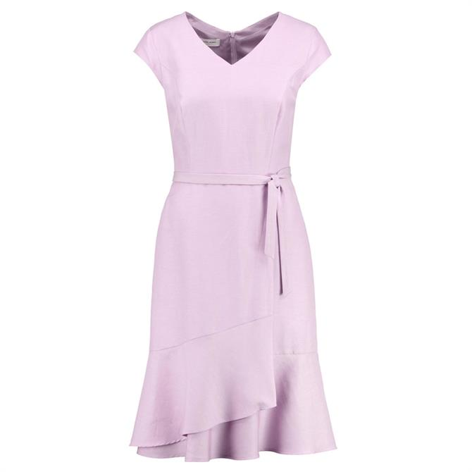 Gerry Weber Wrap Over Belted Dress