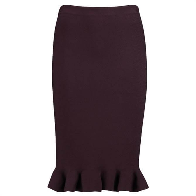 Gerry Weber Knitted Flounce Hem Skirt