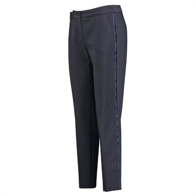 Gerry Weber Velvet Stripe Trouser
