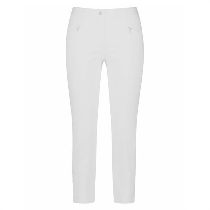 Gerry Weber Best4Me Zipped Pocket Trouser
