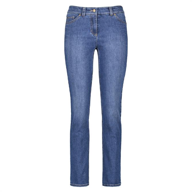 Gerry Weber Best4Me Slim Fit Short Leg Jeans