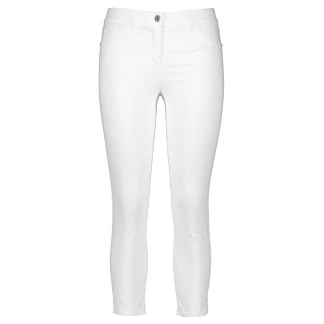 Gerry Weber Slim Cropped Trouser