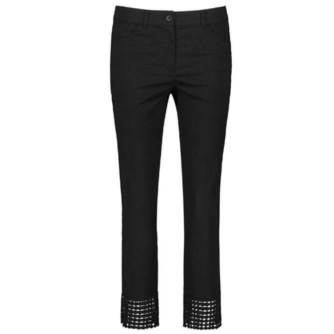 Gerry Weber Decorative Hem 7/8 Length Trousers