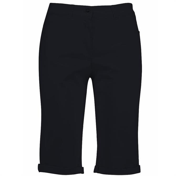 Gerry Weber Plain Cotton Bermuda Shorts