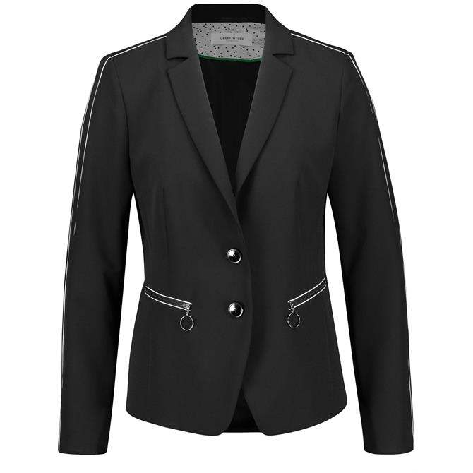 Gerry Weber Blazer with Contrasting Piping