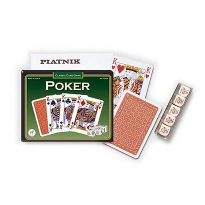 Gibsons Poker Card Game