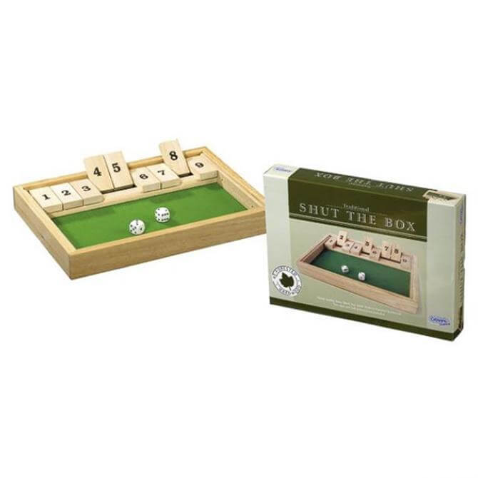 Gibson Shut The Box Game G328