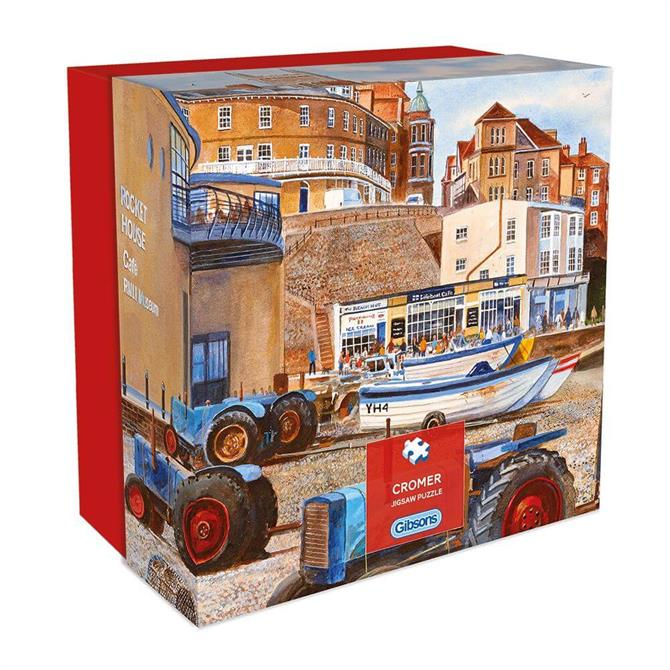 Gibsons G3416 Cromer Gift Puzzle