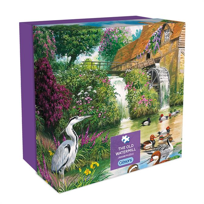 Gibsons G3422 The Old Watermill Gift Puzzle