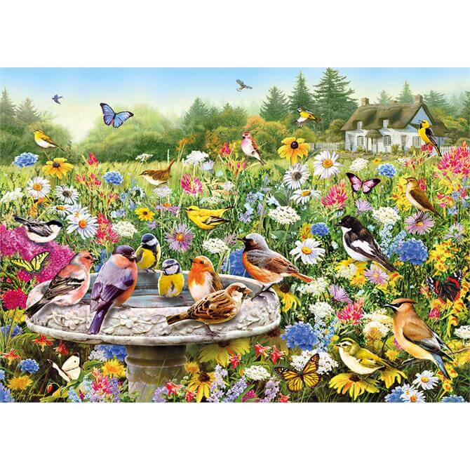Gibsons G6183 The Secret Garden Jigsaw Puzzle