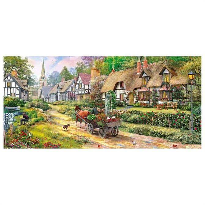 Gibsons Heading Home 636-Piece Puzzle