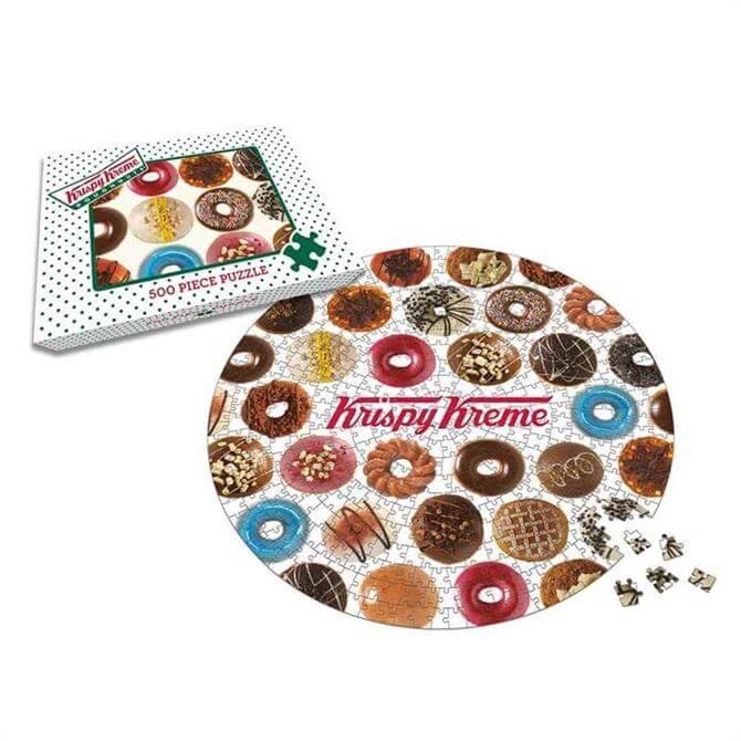 Gibsons Krispy Kreme 500-Piece Circular Puzzle