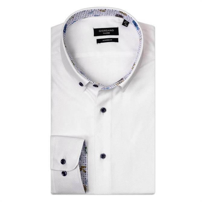 Giordano Torrino LS Button Down Shirt