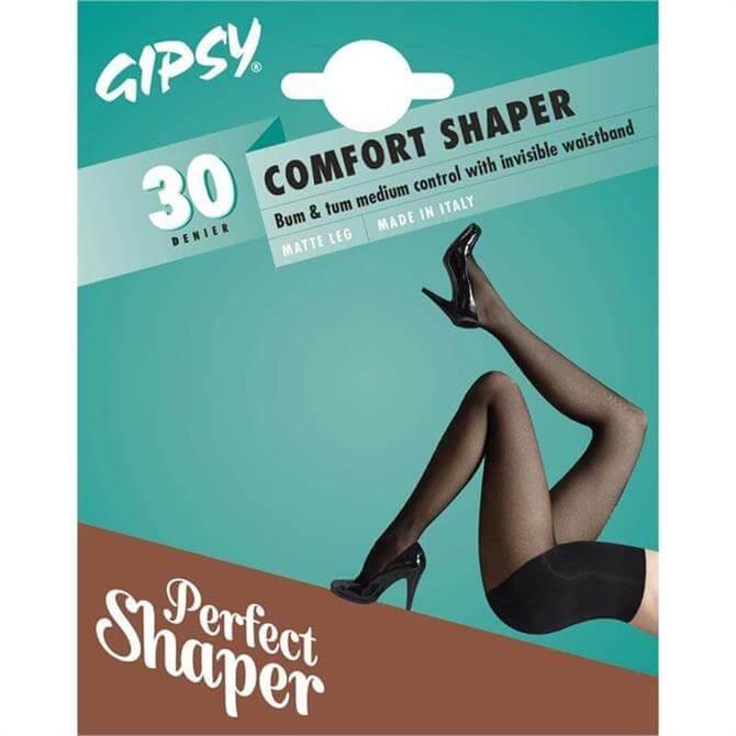 Gipsy 30 Denier Comfort Shaper Tights