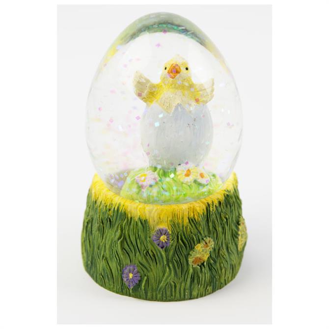 Gisela Graham Mini Easter Snowdome