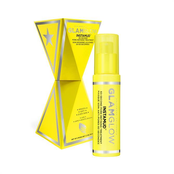 GlamGlow Instamud™ 60 Second Pore-Refining Treatment 50ml
