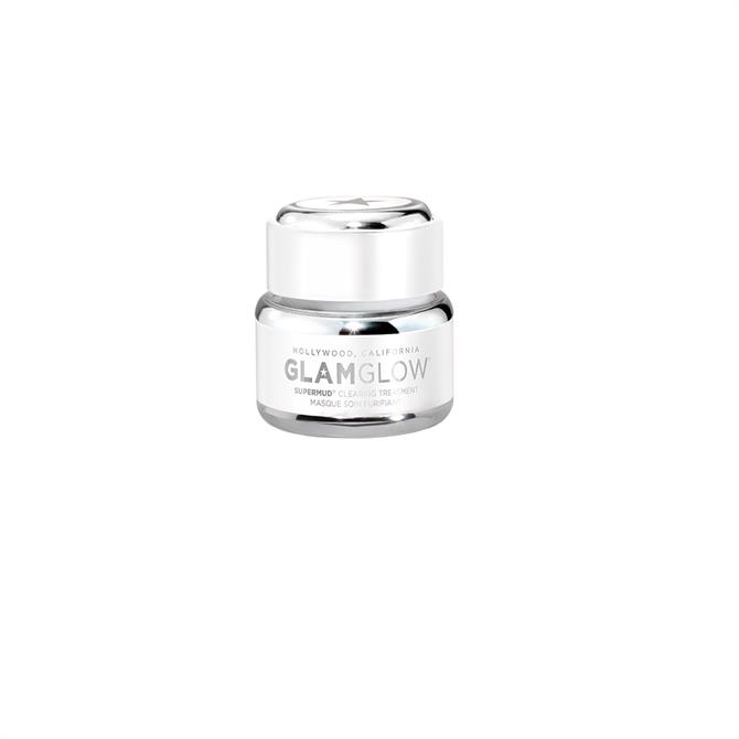 GlamGlow SuperMud® Clearing Treatment Travel Size 15g