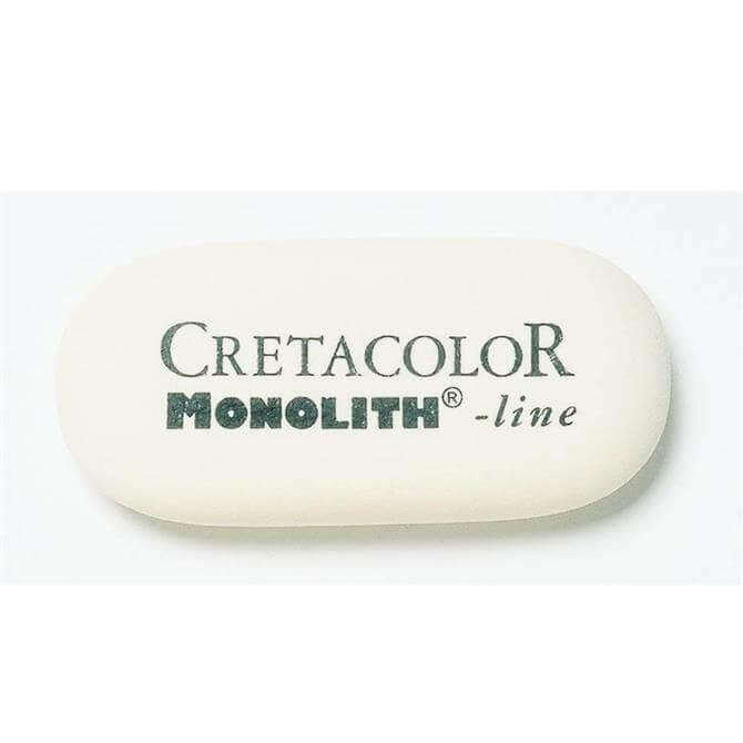 Global Art Supplies Creata Colour Monolith Large Eraser