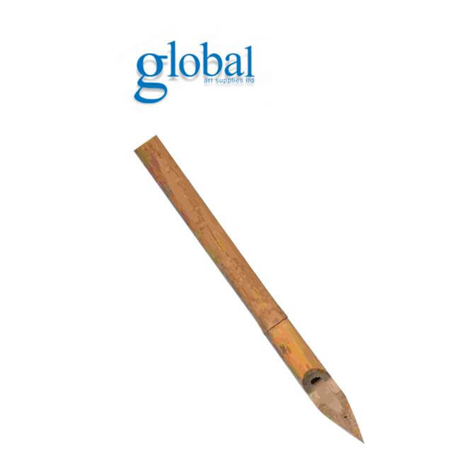 Global Art Supplies Chinese Calligraphy Bamboo Pen