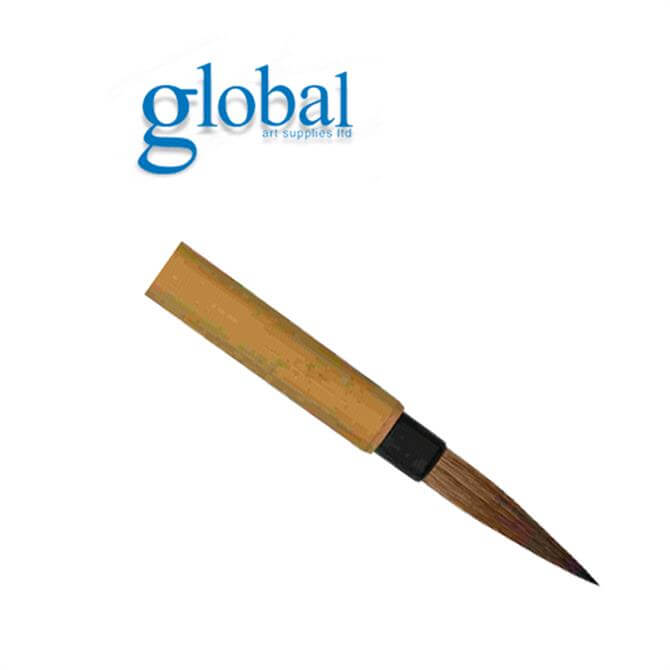 Global Art Supplies Chinese Calligraphy Sable-Pony Brush