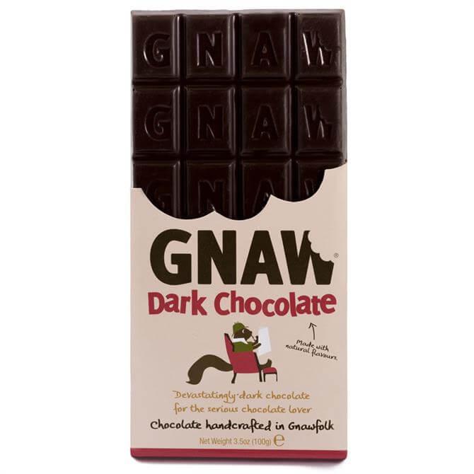Gnaw Dark Chocolate Bar 100G