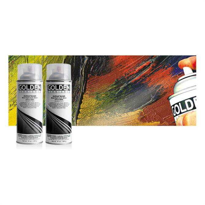 Golden Archival Varnish Spray 400ml