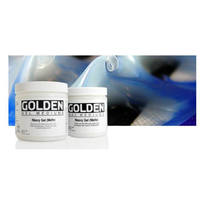 Golden Heavy Gel 236ml