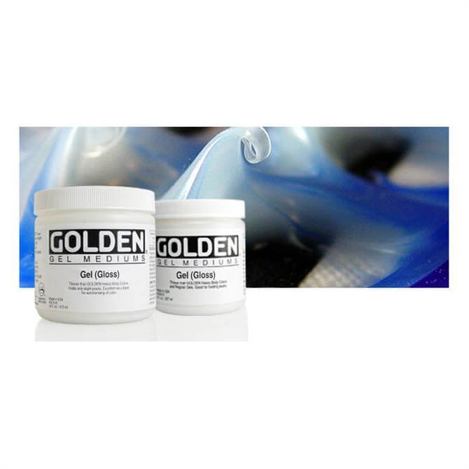 Golden High Solid Gel 236ml