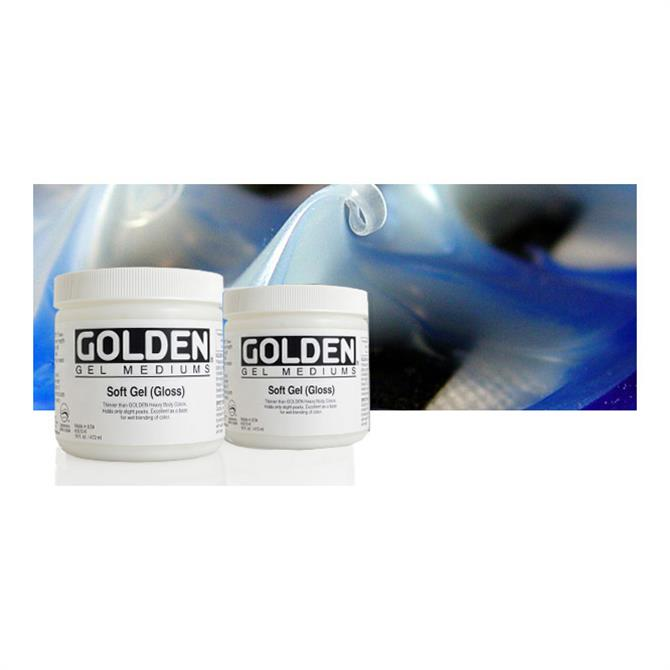 Golden Soft Gel 236ml