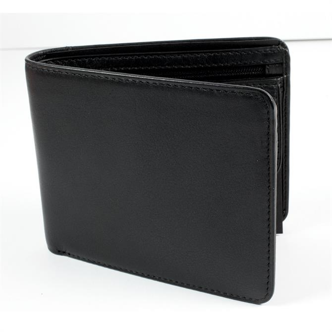 Golunski Black Leather Wallet