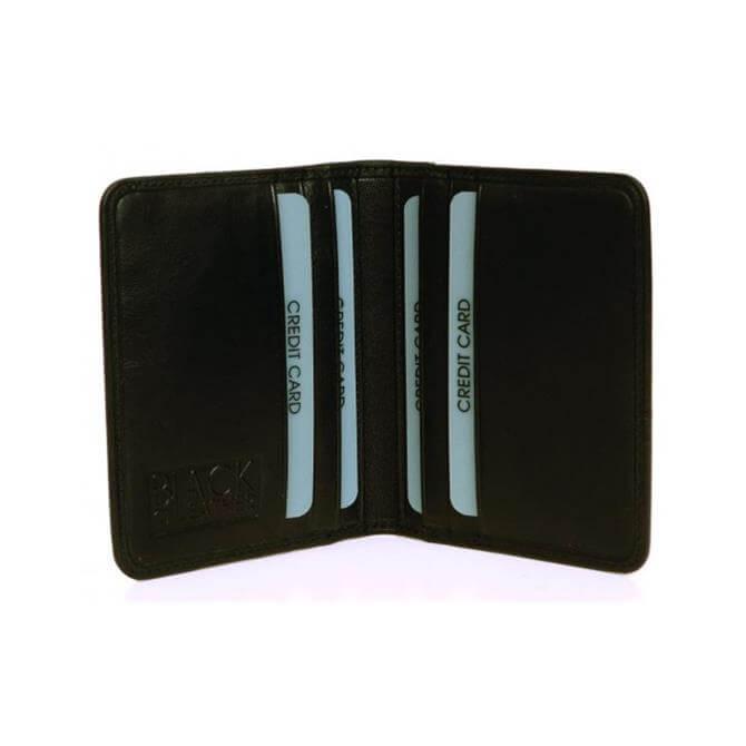 Golunski Black Credit Card Holder