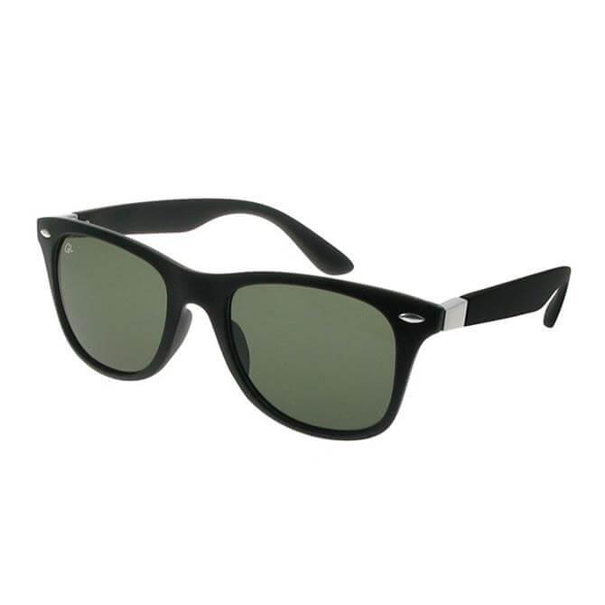 Goodlookers Regan Polarised Matt Black Sunglasses