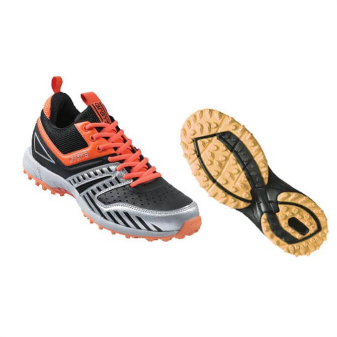 Grays G500 Hockey Shoe Black Orange