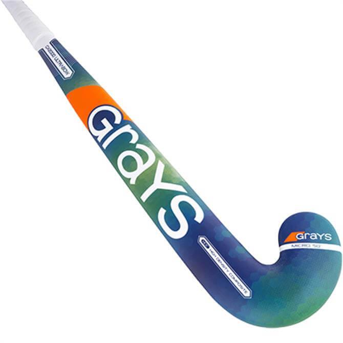 Grays GX 2000 Ultrabow Hockey Stick- Blue/Green