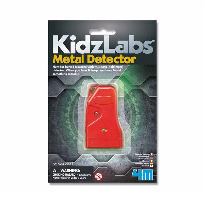 Great Gizmos Kidz Labs Metal Detector