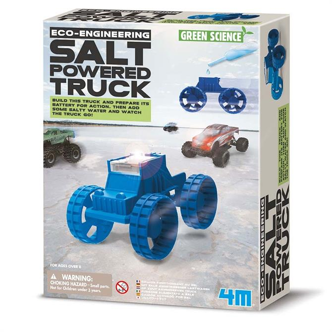 Great Gizmos Kidz Labs Salt Powered Truck