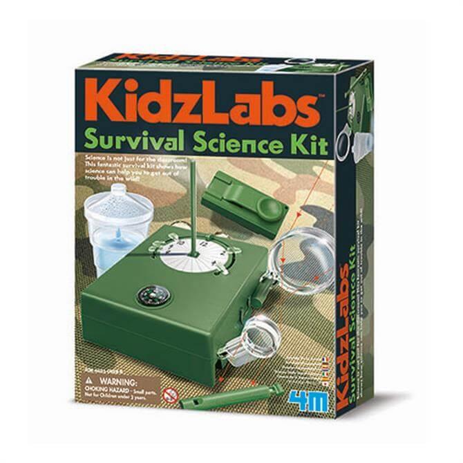 Great Gizmos Kidz Labs Survival Science