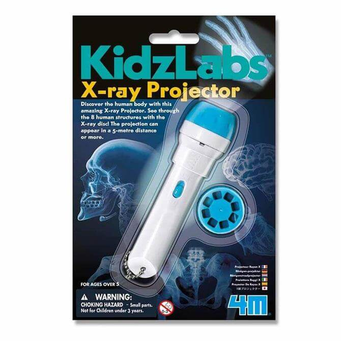 Great Gizmos Kidz Labs Xray Projector