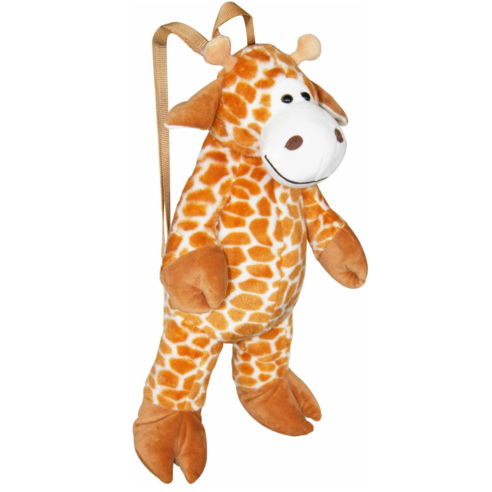 An image of Great Gizmos Backpack - GIRAFFE