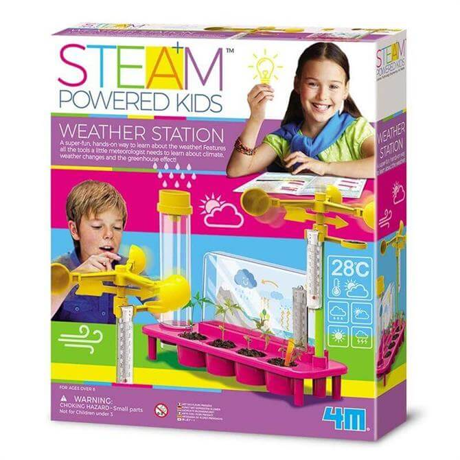 Great Gizmos 4M STEAM Powered Kids Weather Station
