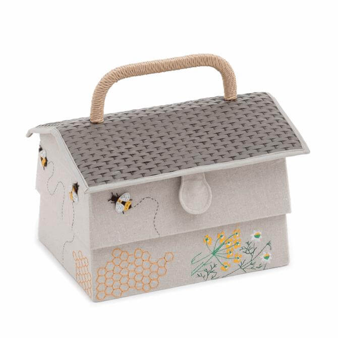 Bee Hive Sewing Box