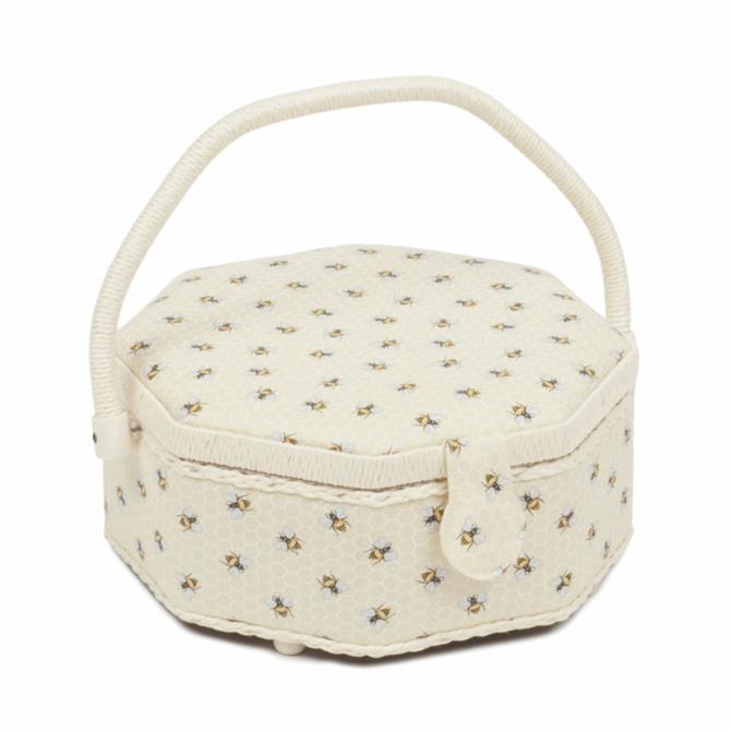Honeycomb Sewing Box