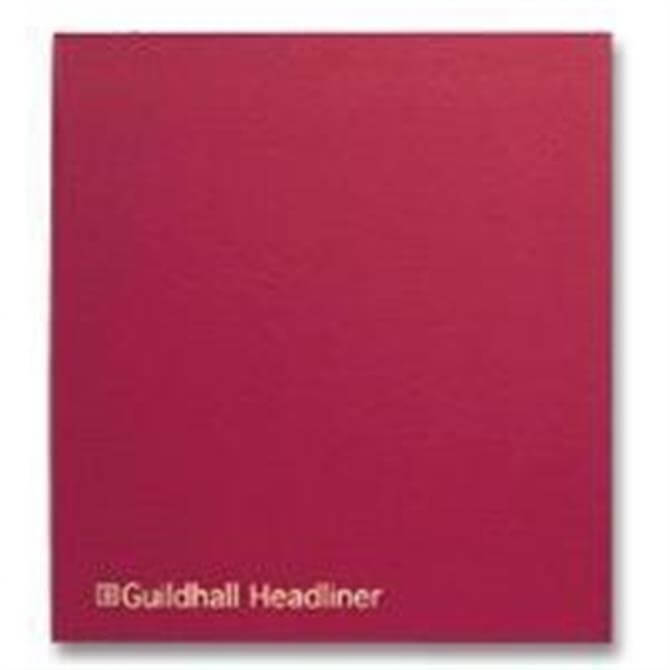 Guildhall Headliner Book 298x305 58/27