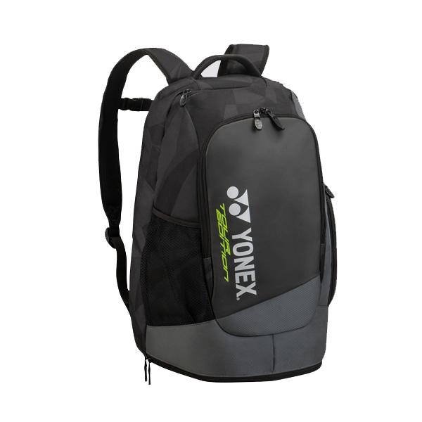 An image of Yonex Pro Badminton Backpack S18- Black - BLACK