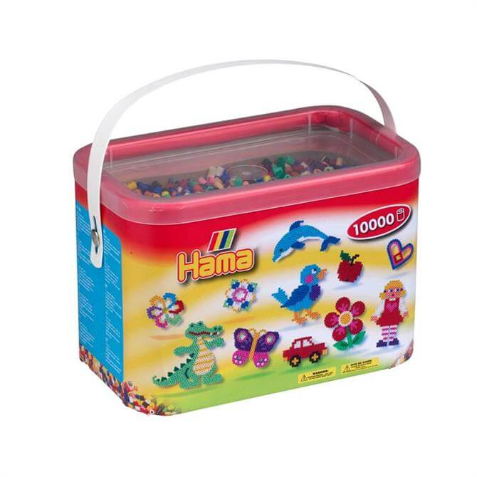 Hama Bucket Bead Mix 10000 Solid