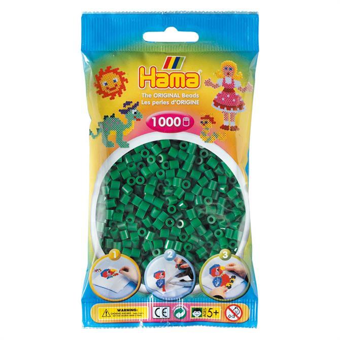 Hama Midi Beads 1000 Green