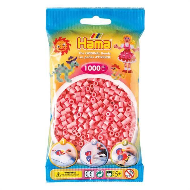 Hama Midi Beads 1000 Pink