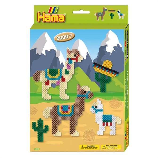 Hama Alpaca Set