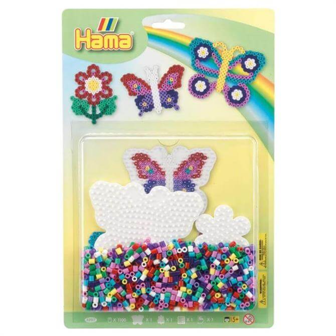Hama Large Butterfly Pack